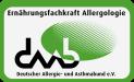 Ernährungsfachkraft Allergologie, Deutscher Allergie- und Asthmabund e.V. (daab)